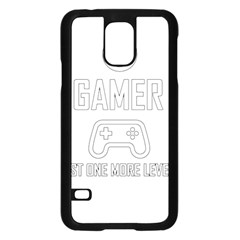 Gamer Samsung Galaxy S5 Case (black) by Valentinaart