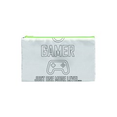 Gamer Cosmetic Bag (xs) by Valentinaart