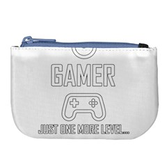 Gamer Large Coin Purse by Valentinaart