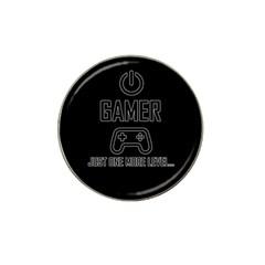Gamer Hat Clip Ball Marker (10 Pack) by Valentinaart