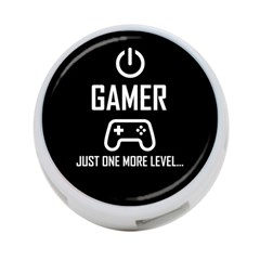 Gamer 4 Port Usb Hub (two Sides)  by Valentinaart