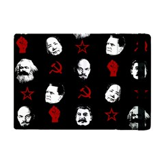 Communist Leaders Apple Ipad Mini Flip Case by Valentinaart