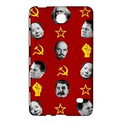 Communist Leaders Samsung Galaxy Tab 4 (8 ) Hardshell Case  by Valentinaart