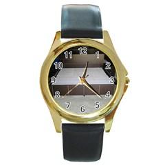 20141205 104057 20140802 110044 Round Gold Metal Watch by Lukasfurniture2