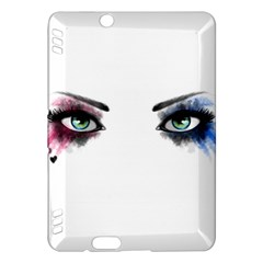 Look Of Madness Kindle Fire Hdx Hardshell Case by jumpercat