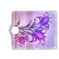Flowers Flower Purple Flower Kindle Fire Hdx 8 9  Flip 360 Case by Nexatart