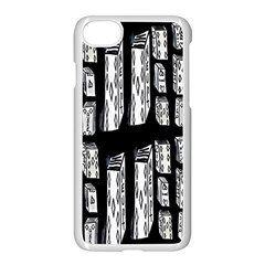 On Deck Apple Iphone 8 Seamless Case (white)