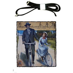 Bicycle 1763283 1280 Shoulder Sling Bags by vintage2030