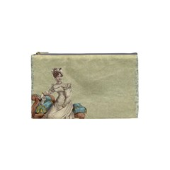 Background 1775324 1920 Cosmetic Bag (small)