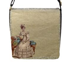 Background 1775324 1920 Flap Messenger Bag (l)  by vintage2030