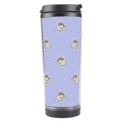 Monster Rats Hand Draw Illustration Pattern Travel Tumbler by dflcprints