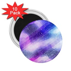 Background Art Abstract Watercolor 2 25  Magnets (10 Pack)  by Nexatart