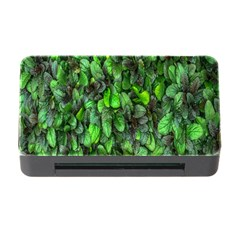 The Leaves Plants Hwalyeob Nature Memory Card Reader With Cf
