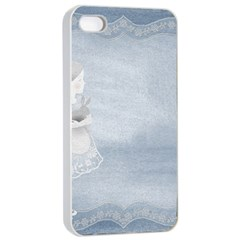Background 1659631 1920 Apple Iphone 4/4s Seamless Case (white) by vintage2030