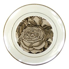 Flowers 1776630 1920 Porcelain Plates by vintage2030