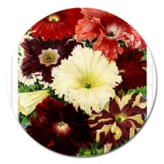 Flowers 1776585 1920 Magnet 5  (round) by vintage2030