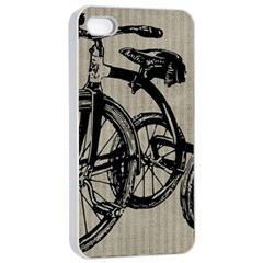 Tricycle 1515859 1280 Apple Iphone 4/4s Seamless Case (white) by vintage2030