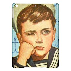 Retro Boy Ipad Air Hardshell Cases by vintage2030