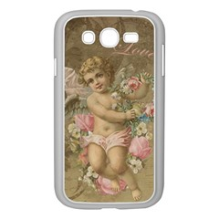 Cupid   Vintage Samsung Galaxy Grand Duos I9082 Case (white) by Valentinaart