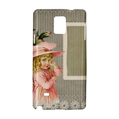 Background 1229025 1920 Samsung Galaxy Note 4 Hardshell Case by vintage2030