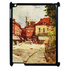 Painting 1241683 1920 Apple Ipad 2 Case (black) by vintage2030