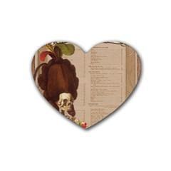Vintage 1181679 1280 Heart Coaster (4 Pack)  by vintage2030