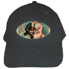 Valentine 1171222 1280 Black Cap by vintage2030