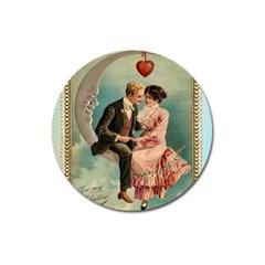 Valentine 1171222 1280 Magnet 3  (round) by vintage2030