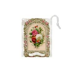 Ornate 1171143 1280 Drawstring Pouches (xs)  by vintage2030