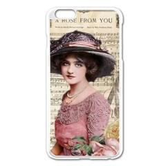 Vintage 1167768 1920 Apple Iphone 6 Plus/6s Plus Enamel White Case by vintage2030