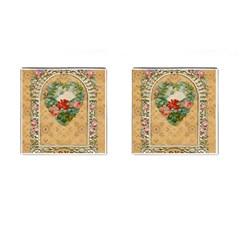 Valentine 1171144 1920 Cufflinks (square) by vintage2030