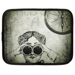 Vintage 1135015 1920 Netbook Case (xl)  by vintage2030
