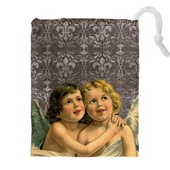 Vintage 1143398 1920 Drawstring Pouches (xxl) by vintage2030