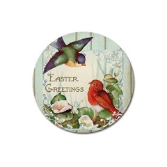 Easter 1225824 1280 Magnet 3  (round) by vintage2030