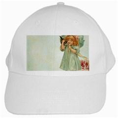Vintage 1225887 1920 White Cap by vintage2030
