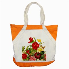 Flower Bouquet 1131891 1920 Accent Tote Bag by vintage2030