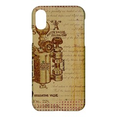 Vintage 1123731 1920 Apple Iphone X Hardshell Case by vintage2030