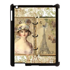 Paris 1122617 1920 Apple Ipad 3/4 Case (black) by vintage2030