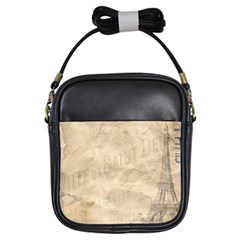 Paris 1118815 1280 Girls Sling Bags by vintage2030