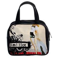 Retro 1112777 1920 Classic Handbags (2 Sides) by vintage2030