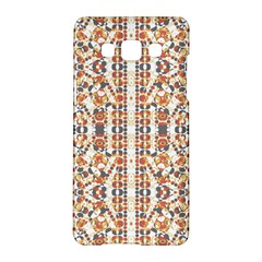 Multicolored Geometric Pattern  Samsung Galaxy A5 Hardshell Case  by dflcprints