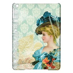 Lady 1112776 1920 Ipad Air Hardshell Cases by vintage2030
