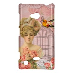 Woman 1079479 1920 Nokia Lumia 720 by vintage2030