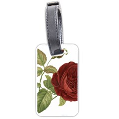 Rose 1077964 1280 Luggage Tags (one Side)  by vintage2030