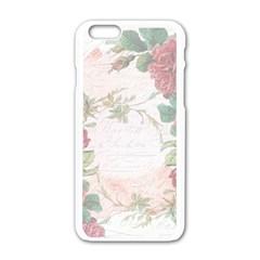 Vintage 1079419 1920 Apple Iphone 6/6s White Enamel Case by vintage2030