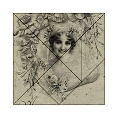 Vintage 1079414 1920 Acrylic Tangram Puzzle (6  X 6 ) by vintage2030
