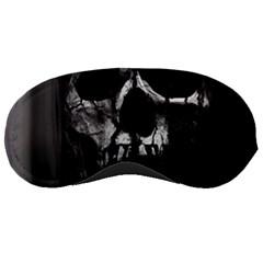 Black And Grey Nightmare Sleeping Masks by vwdigitalpainting