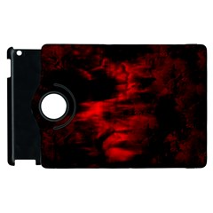 Anxiety Apple Ipad 2 Flip 360 Case by vwdigitalpainting