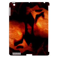 Of Two Minds Apple Ipad 3/4 Hardshell Case (compatible With Smart Cover) by vwdigitalpainting