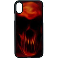 Insanity Apple Iphone X Seamless Case (black) by vwdigitalpainting